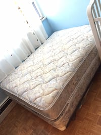 DOUBLE BED FOR SALE!!