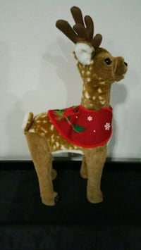 CHRISTMAS DEER PROP - NOT A PLUSH TOY-THIS IS AN A Las Vegas, 89131