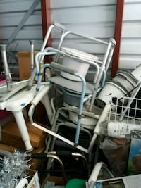 white and gray elliptical trainer Middletown, 21769