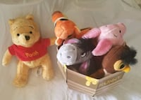three brown bear plush toys Manlius, 13104