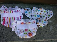 Size 1 Thirsties cloth diaper covers Lansing, 48912