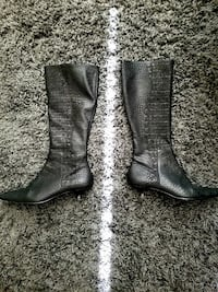 Italian Leather Vero Cuoio Knee-High boots Los Angeles, 90013
