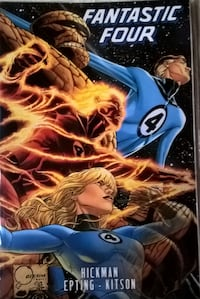 Fantastic Four (Soft Cover)  Tylertown
