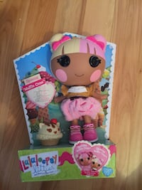 Lalaloopsie doll brand new in package