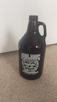 Sun king growler Washington