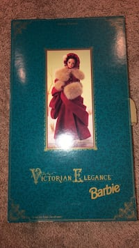 Victorian Collectible Barbie