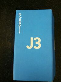 Samsung j3 16gb never been used open box Toronto, M3H 4Y2