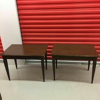 End Tables  583 km