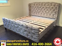BED FRAME AND MATTRESS FACTORY Toronto