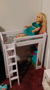 Doll bed doll not included sold separately Kannapolis