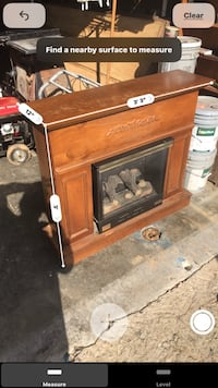 Natural Gas fire place Searcy, 72143