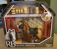 Rotal Breeds Equestrian Playset Westminster, 21157