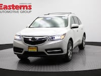2016 Acura MDX w/Advance Sterling, 20166