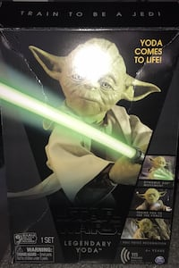 Star Wars Legendary Yoda Warren, 48092