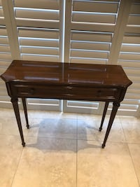 Beauty full Bombay style one drowse consoles table Brampton, L7A 2Y7