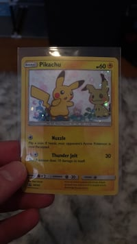 Pokemon Pikachu trading card game Annandale, 22003