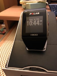 orologio digitale Polar V800 nero