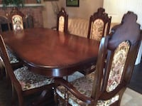 Dining Room table and 6 chairs Toronto, M3J 3G1