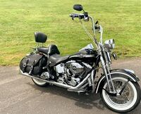 Original Adult Owner 2003 Harley Davidson Softail