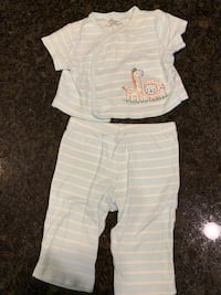 6 Month old 3 price set Howard, 54313