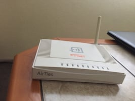 Ttnet airties air5341 modem