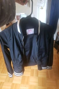 Justice black jacket London, N6B 1X6