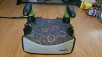 black and green Evenflo booster seat Houston, 77066