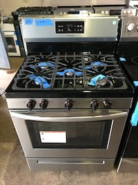 Gas stove 30in new Frigidaire 6 months warranty  Pikesville, 21208