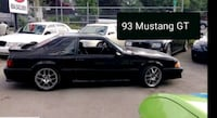 1993 Ford Mustang Surrey