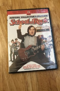 School of rock Dvd movie