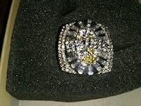 silver and gold-colored ring San Antonio, 78217