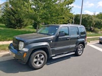 2010 Jeep Liberty Sterling
