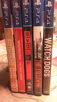 PS4 Games Berryville, 22611