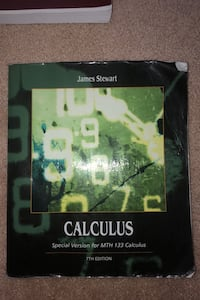 Calculus Special Version for MTH 133 Calculus 7th edition( MSU)