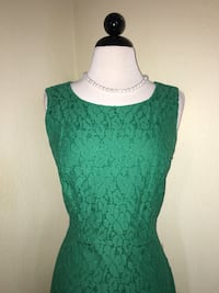 Emerald dress sz-6 Riverside, 92505