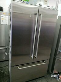 "Kitchen Aid French Door Fridge 42"" We Deliver! San Bernardino"