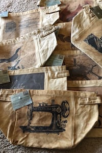 Monahan Papers Cotton Canvas Bag 2 dollars each 拉斯维加斯, 89139