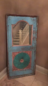 Heavy solid wood ornate mirror from India. Prairieville, 70769