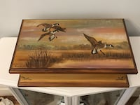 brown wooden framed wall decor Galway-Cavendish and Harvey, K0L 1J0