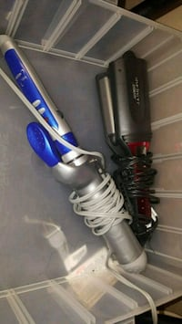 Misc curling irons Oklahoma City, 73129