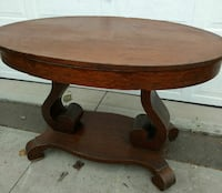 Mersman Library Table