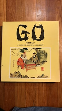 Go Deluxe a game of oriental strategy  Groton, 06340