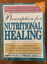 Nutritional Healing Bible Never Used Gainesville, 20155