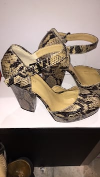 Nine West Heel Shoes size 9 Toronto, M1J 2K5