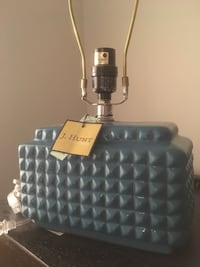 J Hunt designer table lamp base