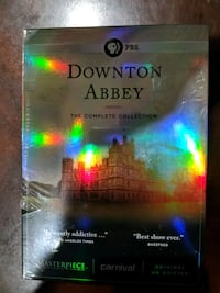 Downton Abbey The Complete Collection Sealed