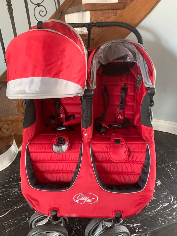 Double stroller city mini Good condition 2