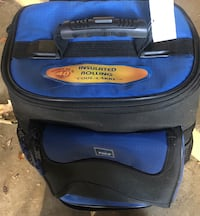 Insulated rolling cooler Memphis, 38016
