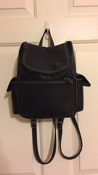 black leather 2-way bag Rowland Heights, 91748