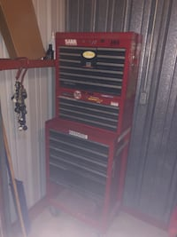 Craftsman toolboxes (3) top chest mid and roll cab asking $125 or best offer Manteca, 95337